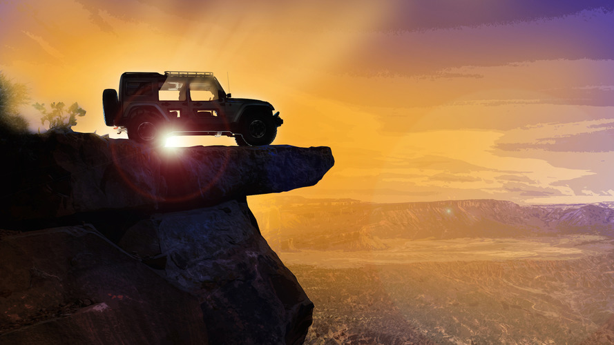 Jeep'ten iki 2017 Easter Safari konsepti teaser'ı