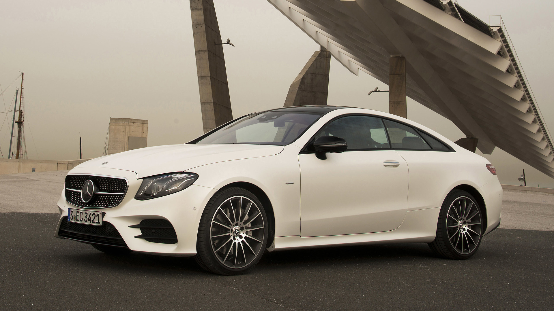 2018 mercedes benz e400 coupe first drive your new for Mercedes benz e convertible 2018