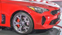 2018 Kia Stinger GT at the Toronto auto show