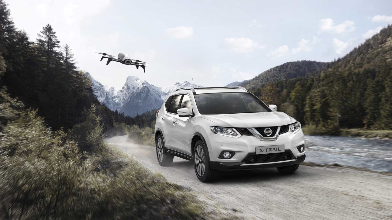 Nissan X-Trail X-Space 2017