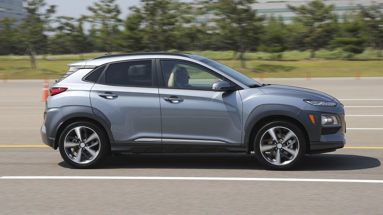 2018 hyundai kona first drive a solid first impression. Black Bedroom Furniture Sets. Home Design Ideas