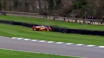 McLaren F1 GTR Nick Mason Kaza