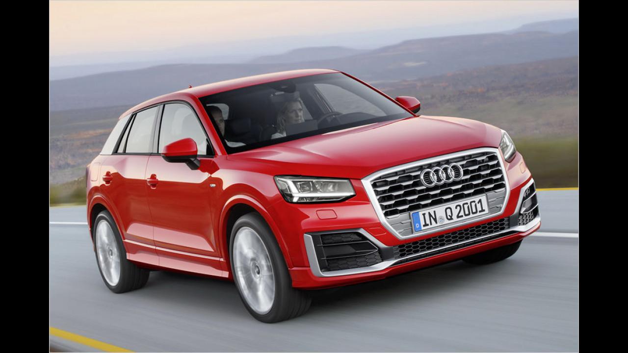Flop: Audi Q2