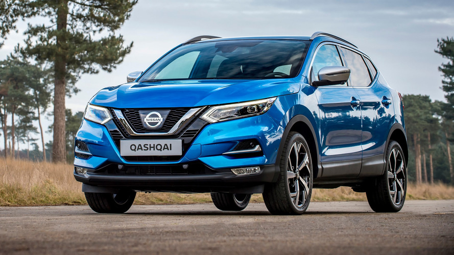 Nissan Qashqai facelift brings predictable revisions, tech upgrades