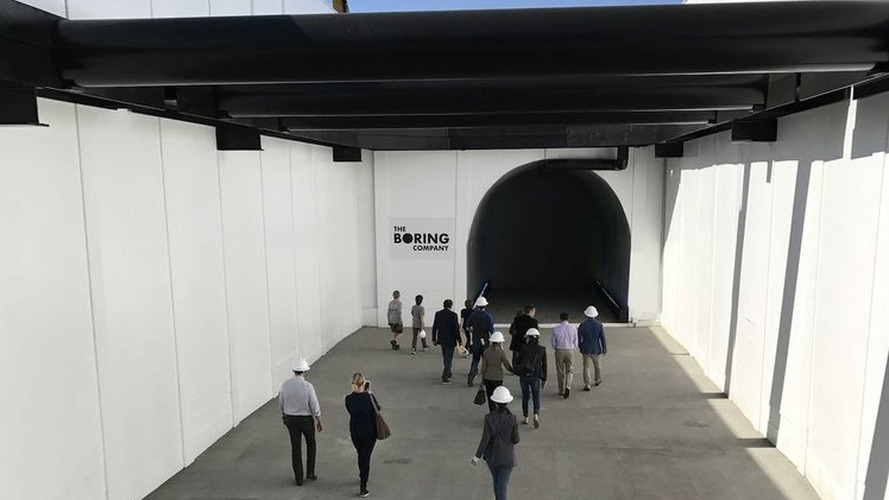 The Boring Company Secures Tunneling Permits