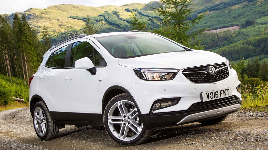 2017 Vauxhall Mokka X Review