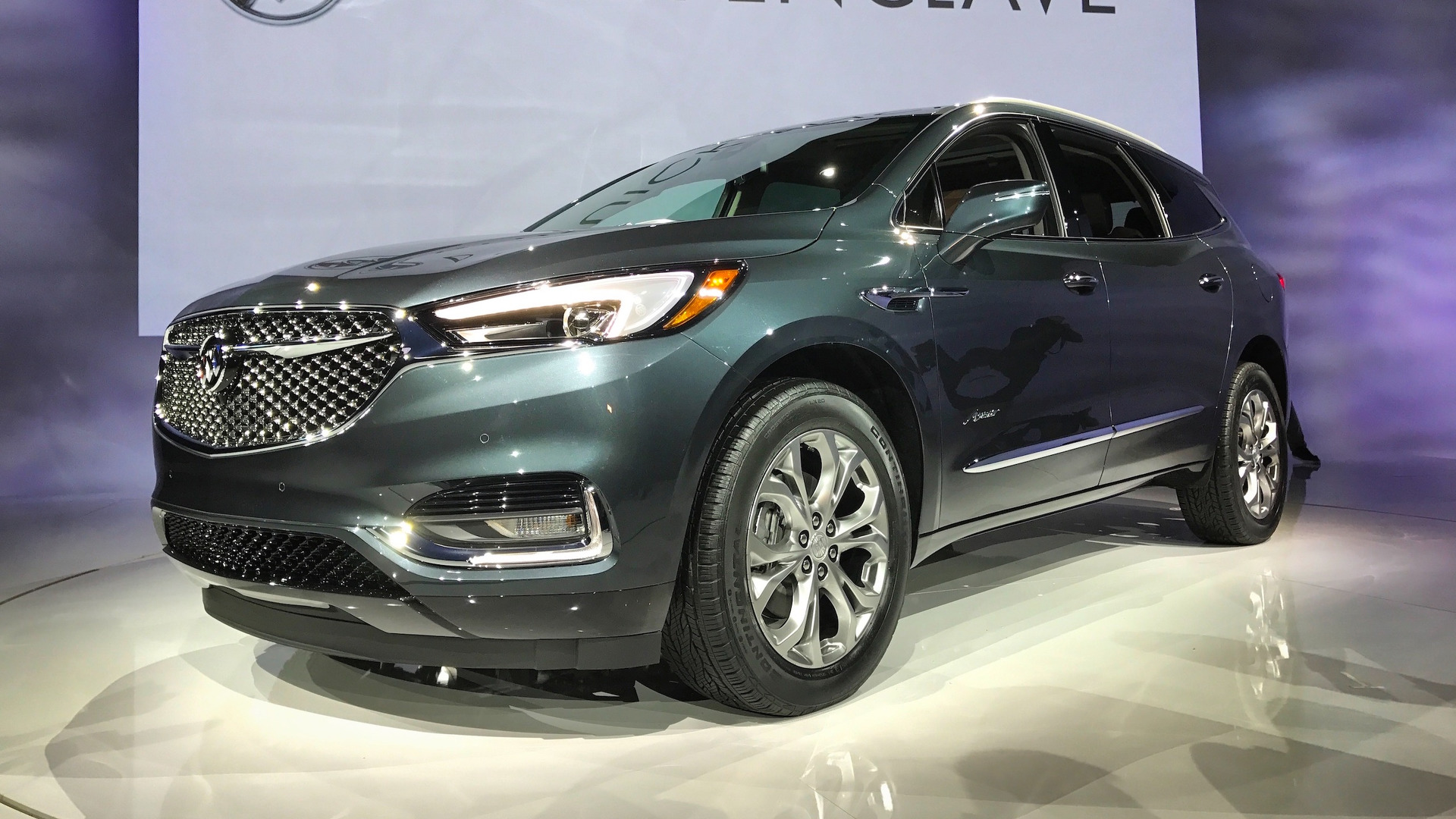 2018 Buick Enclave Avenir Arrives Looking Luxurious In New