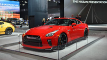 2017 Nissan GT-R Track Edition - New York 2017