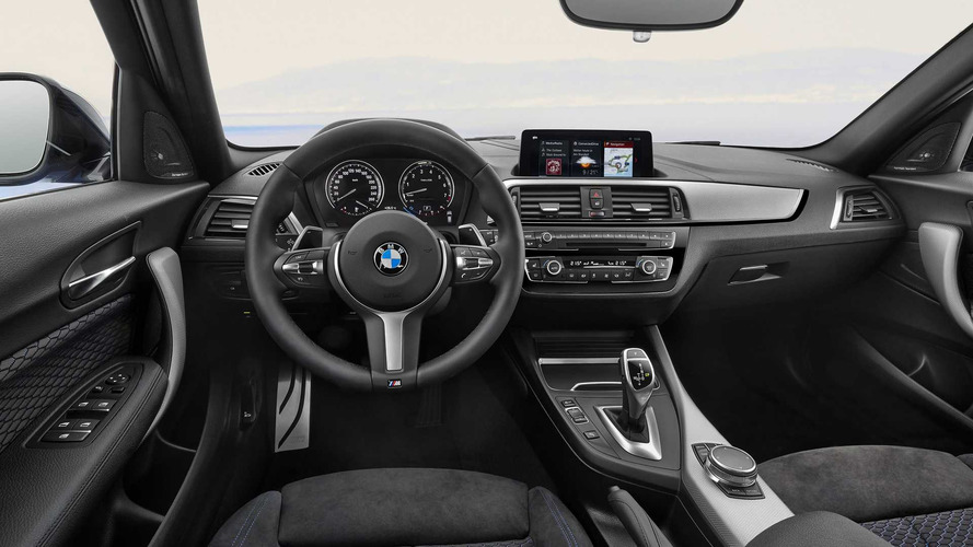 Photos la nouvelle bmw s rie 1 montre un peu son habitacle for Serie 1 interieur