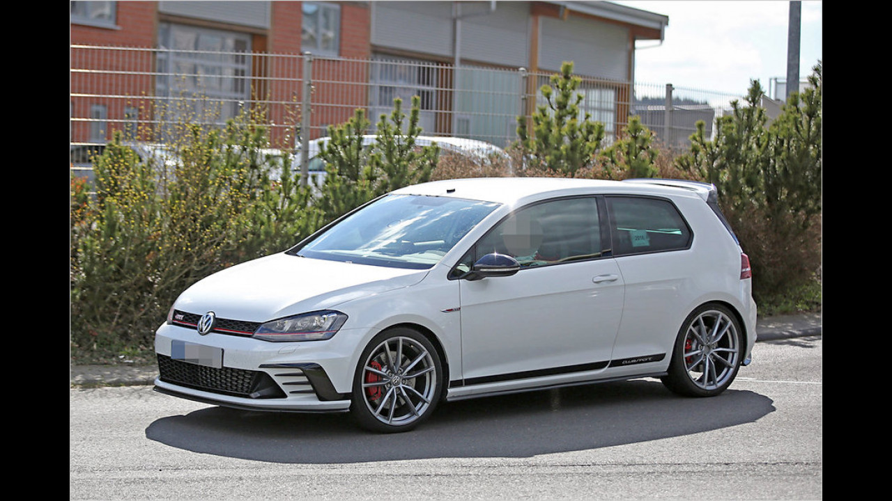 VW Golf GTI Clubsport S