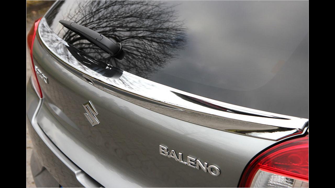 Suzuki Baleno im Erstcheck