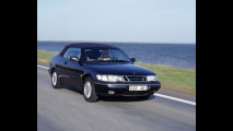 Saab 900 Cabrio. Seconda serie