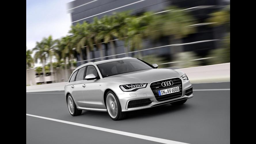 Audi A6: nuovi motori, cambi e allestimenti