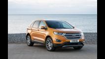 Ford Edge, il SUV-ERtecnologico