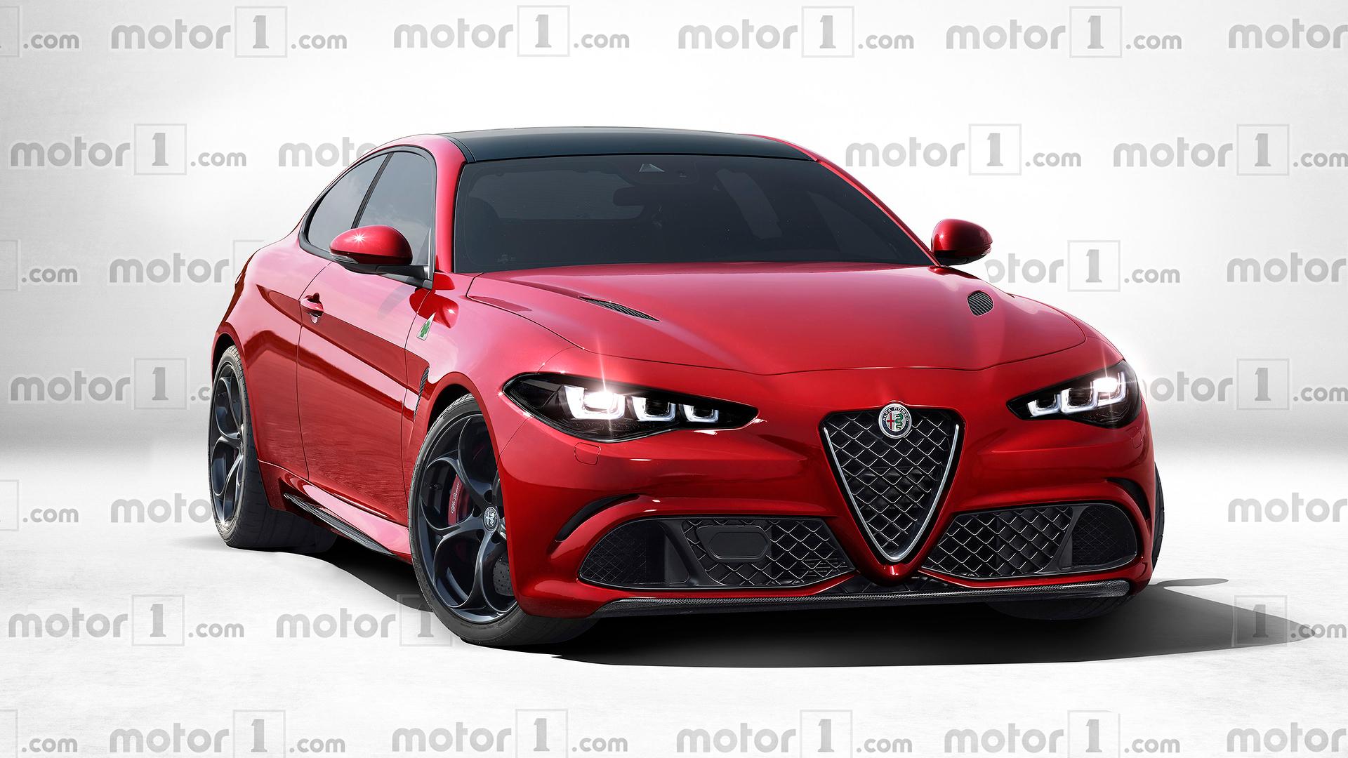 2020 Alfa Romeo GTV 12