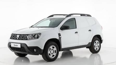 Dacia Duster Fiskal 2018: de SUV a vehículo comercial
