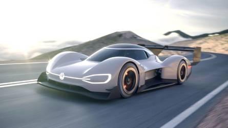 Vasárnap leleplezi elektromos versenyautóját a VW: I.D. R Pikes Peak