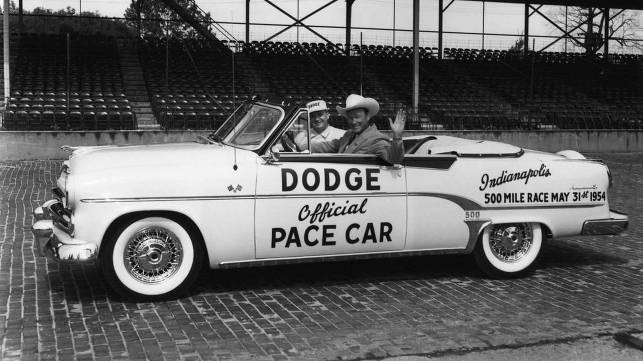 1954 Dodge Royal 500 Convertible