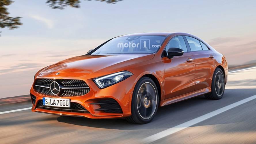 2020 Mercedes CLA Render Looks Like A Sleeker A-Class Sedan