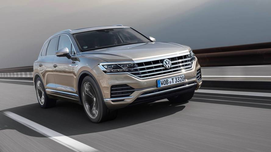 2018 Volkswagen Touareg first drive: Volkswagen's crown jewel