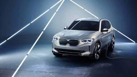 BMW Concept iX3: así será el primer SUV eléctrico de la marca