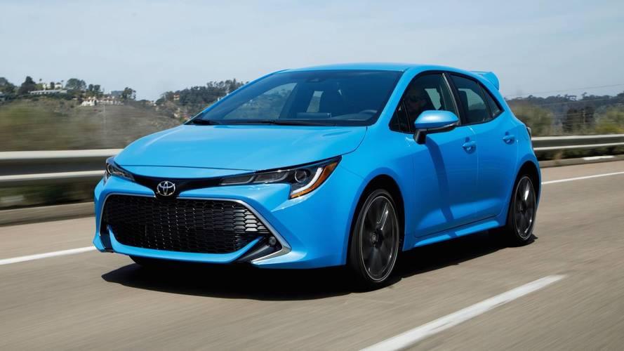 2019 Toyota Corolla Hatchback: İlk Sürüş