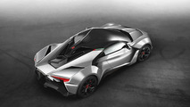 Fenyr SuperSport first video shows off the edgy body