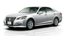 2016 Toyota Crown facelift