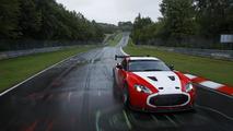 Aston Martin V12 Zagato racing prototype - 22.6.2011