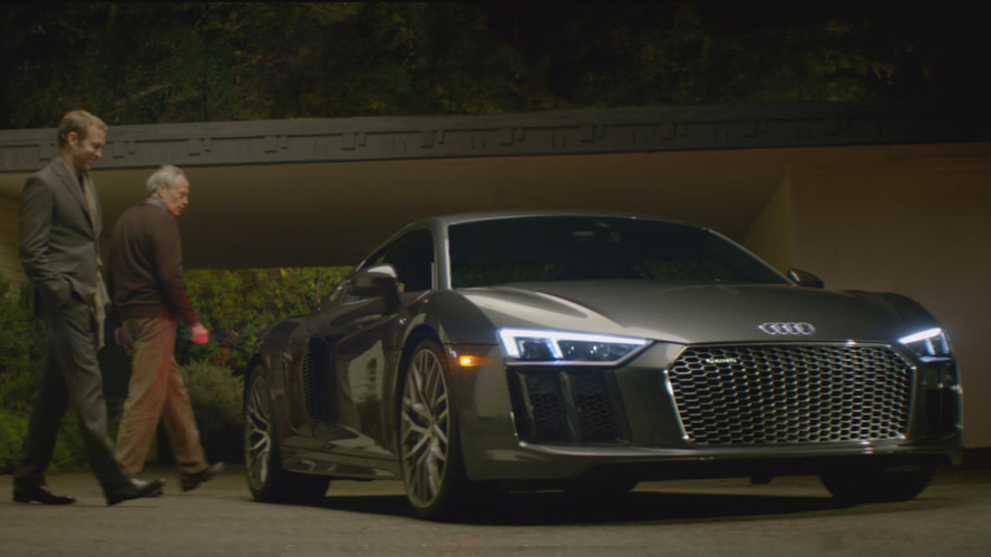 Audi's Super Bowl commercial is a moonshot [video]