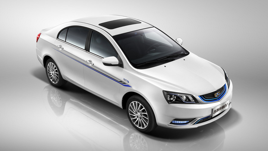 Geely to phase out traditional petrol engines