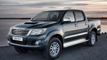2012 Toyota Hilux - 13.7.2011