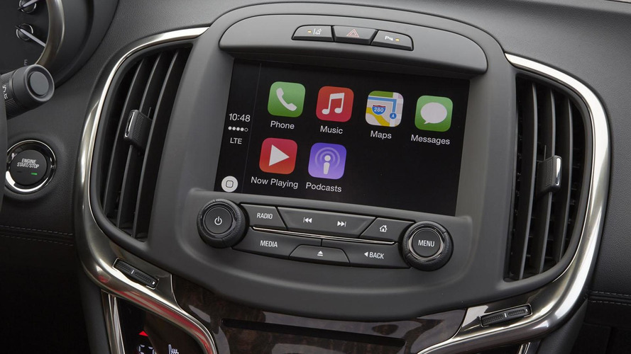 2016 Buick & GMC models gain Android Auto and Apple CarPlay compatibility