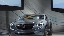 Buick Avenir concept live at NAIAS