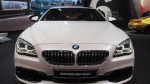 BMW 650i Gran Coupe facelift at 2015 NAIAS