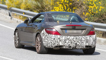 2016 Mercedes-Benz SLC 450 AMG Sport makes spy photo debut