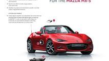Mazda MX-5 Bose audio system