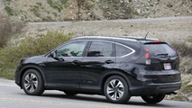Honda CR-V facelift makes spy photo debut