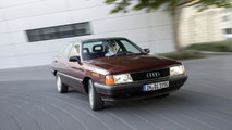1989 Audi 100 with 2.5-liter TDI engine