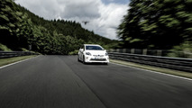 Toyota Prius Plug-in on the Nürburgring