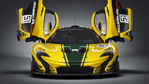 McLaren P1 GTR production version