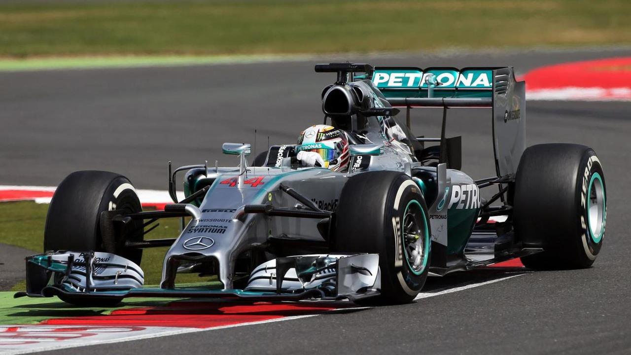 Lewis Hamilton (GBR), 06.07.2014, British Grand Prix, Silverstone / XPB