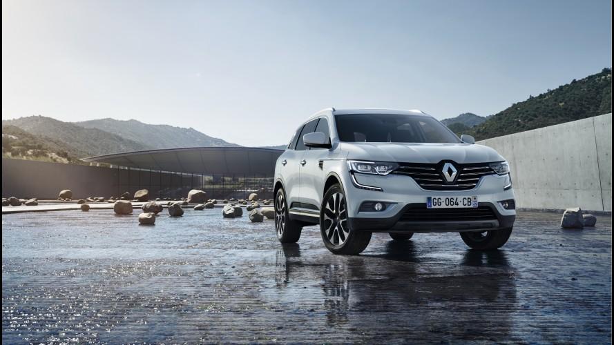 Renault, Yeni Koleos Pekin'de ortaya çıkıyor