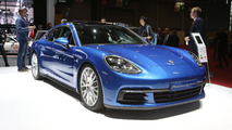 Porsche Panamera 2016 Mondial de l'Automobile
