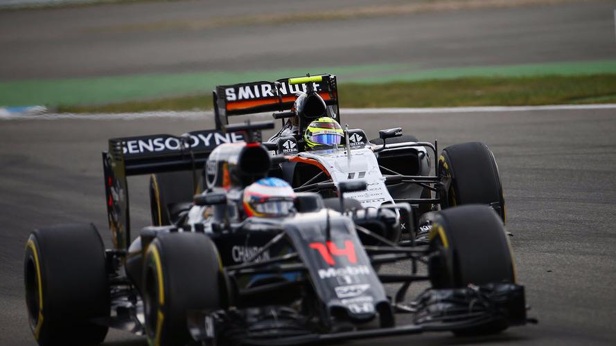 Alonso: Futbol F1'e örnek olmalı