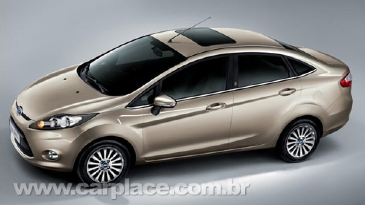 Novo Ford Fiesta começa ser vendido na China pelo equivalente à R$ 27.600