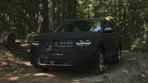 Volkswagen B-SUV prototype