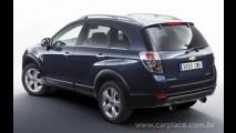 Chevrolet lança versão esportiva da SUV Captiva na Europa