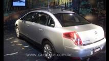 Revista argentina elege o Citroen C4 Pallas como