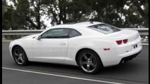 Em primeira mão: Novo GM Camaro 2009 é revelado por inteiro! Fotos Oficiais!!